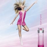 Lacoste Touch of Pink – ženskost v růžovém hávu