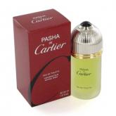 Cartier Pasha – určeno dominantním mužům