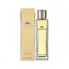 Lacoste Pour Femme – čistá energie květin